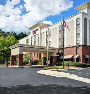Hampton Inn Atlanta Mall of Georgia