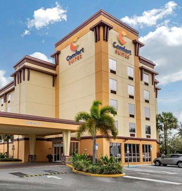 Comfort Suites Orlando Airport