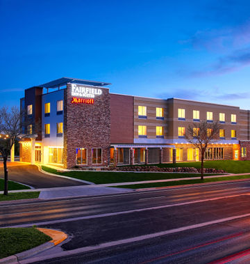 Fairfield Inn & Suites Madison/Verona