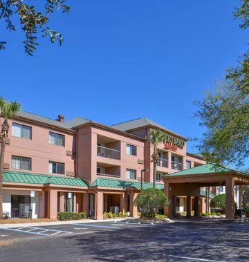 Courtyard Tampa North/I-75 Fletcher