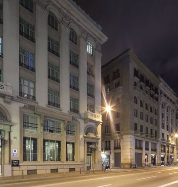 Exe Laietana Palace
