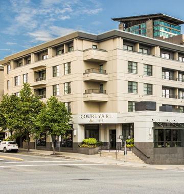 Courtyard Seattle Bellevue/Downtown