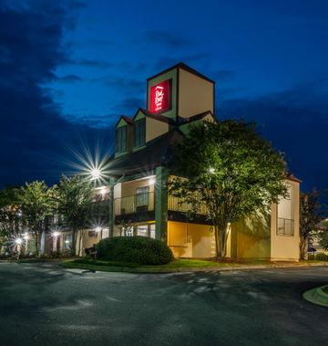 Red Roof Inn Spartanburg I-85