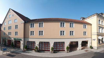 Drexel's Parkhotel Memmingen