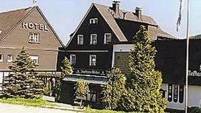 Hotel Jagdhaus Weber