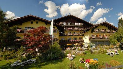 Almfrieden Hotel