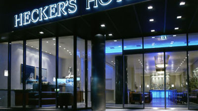 Hecker's Hotel Kurfurstendamm