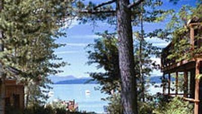 Shore House at Lake Tahoe