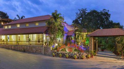Cama Rajputana Club Resort