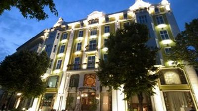 Grand Hotel Musala Palace