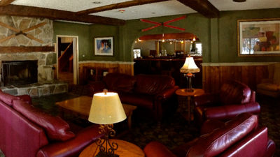 The Upper Pass Lodge at Magic Mountain