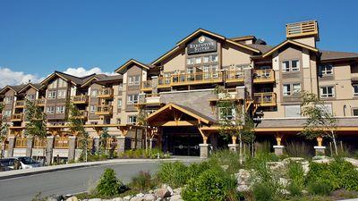 Executive Suites Garibaldi Springs