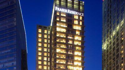 Fraser Residence CBD East