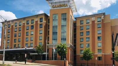 Cambria hotel & suites Pittsburgh