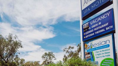 Artesian Spa Motor Inn