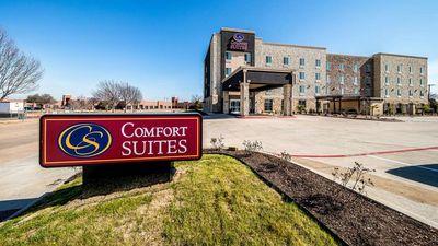 Comfort Suites Grand Prairie Arlington N