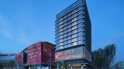 Hilton Garden Inn Zhuhai Hengqin
