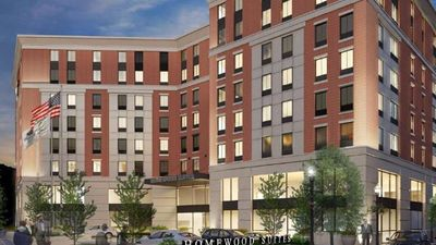Homewood Suites Providence-Downtown