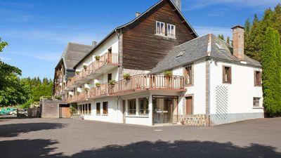 Hotel The Originals Super-Besse East Aub
