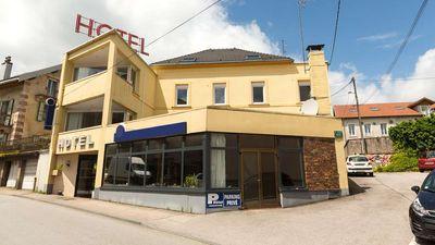 Hotel The Originals Arum Remiremont
