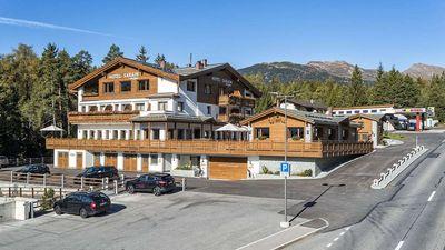 TOP Hotel Sarain Active Mountain Resort