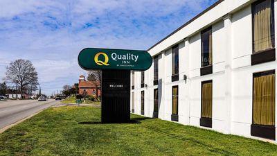 Quality Inn Roxboro