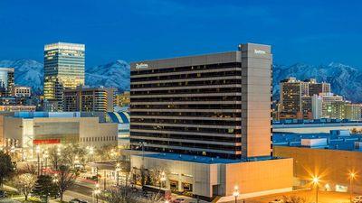 Radisson Salt Lake City Downtown
