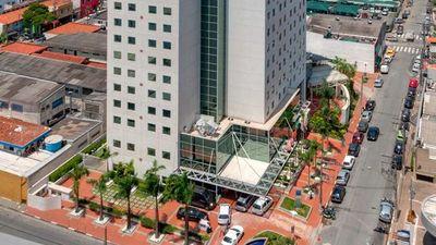 Tryp Sao Paulo Nacoes Unidas