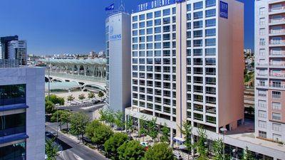 Tryp Lisboa Oriente Hotel