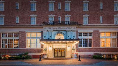 The George Washington, a Wyndham Grand