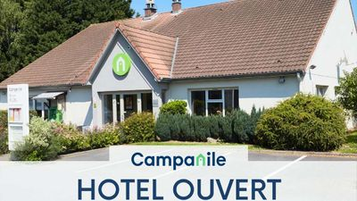 Campanile Orleans West