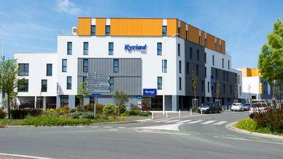 Kyriad La Rochelle Centre-Les Minimes