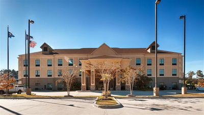 Best Western St Francisville Hotel