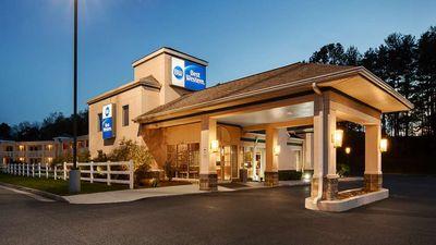 Best Western Lexington Inn