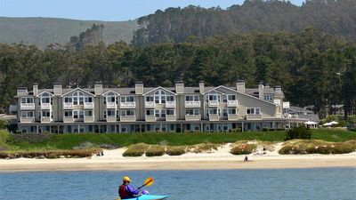 Beach House at Half Moon Bay