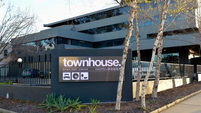 Townhouse Hotel, Wagga
