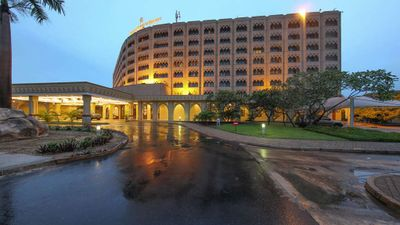 Serena Hotel - Dar es Salaam