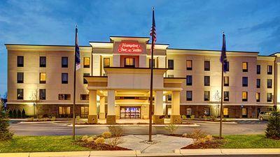 Hampton Inn & Suites Lansing/West, MI