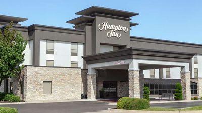 Hampton Inn Oklahoma City-I-40 E