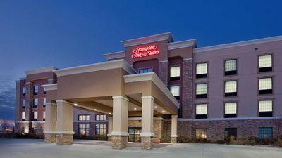 Hampton Inn & Suites St Cloud