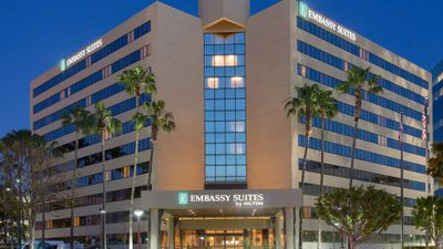 Embassy Suites Irvine OC Airport