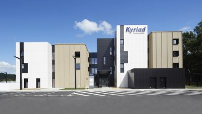 Kyriad Prestige-Zenith-Palais de Sports