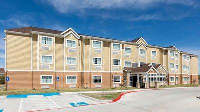 Microtel Inn/Suites by Wyndham Monahans