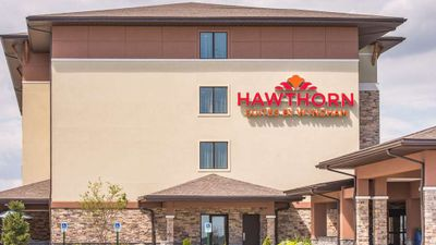 Hawthorn Suites St Clairsville