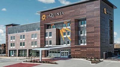 La Quinta Inn & Sts Grand Prairie North