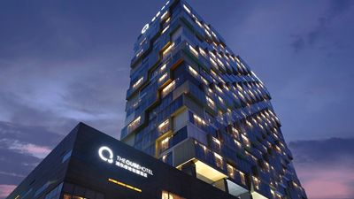 The QUBE Hotel Pudong