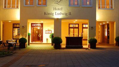 Hotel Koenig Ludwig II