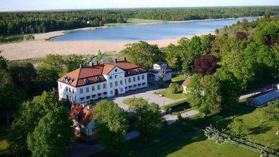 Stjaernholms Slott Manor