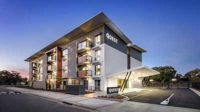 Hotel Quest Griffith