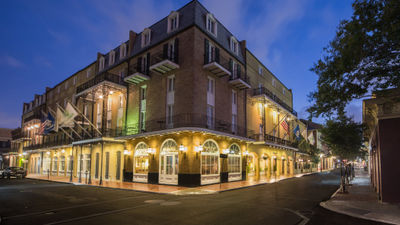Holiday Inn French Qtr Chateau LeMoyne